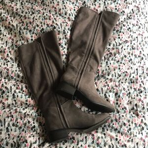 Merona boots from Target